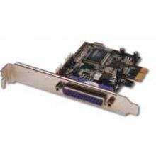 Mcab PCI EXPRESS SERIAL/PAR CARD