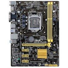 Emaplaat Asus H81M-PLUS, DDR3-SDRAM, DIMM...