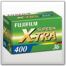 FUJIFILM 1x3 Superia X-tra 400 135/36