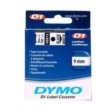 Тонер Dymo D1-Schriftband 9mmx7m чёрный auf...