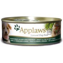 Applaws konserv Chicken, Beef, Liver &...