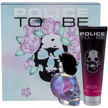 Police To Be Rose Blossom Set (EDP 75ml +...