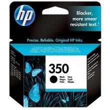 Tooner HP INC. HP 350 Black Inkjet Print...