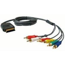 Verschiedene Komponentenkabel Eaxus HD AV