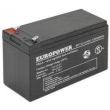 EMU батарея 12V 7.2AH VRLA/EP7.2-12 T2...
