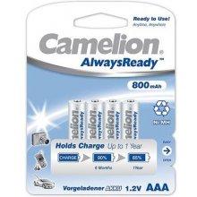Camelion AAA/HR03, 800 mAh, AlwaysReady...
