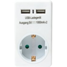 LogiLink PA0112 USB, valge