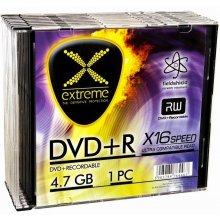 Diskid Extreme DVD+R 4,7 GB x16 - Slim 10