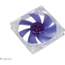 AKASA 12cm Silent Blue Fan, 17.5, Blue, 120...