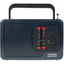 Raadio Eltra MARIA radio Navy Blue