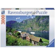 RAVENSBURGER RAVEN. 3000 EL. Norwegia...