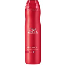 Wella Brilliance Thick Hair 250ml - Shampoo...