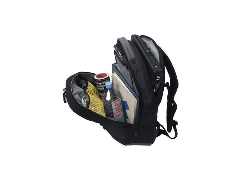 Dicota BacPac Mission XL black - backpack for notebook 15 - 17.3 ... 7a868bd3ef
