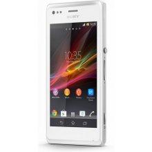Мобильный телефон Sony Xperia M Dual белый