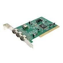 StarTech.com 4 Port IEEE-1394 FireWire PCI...