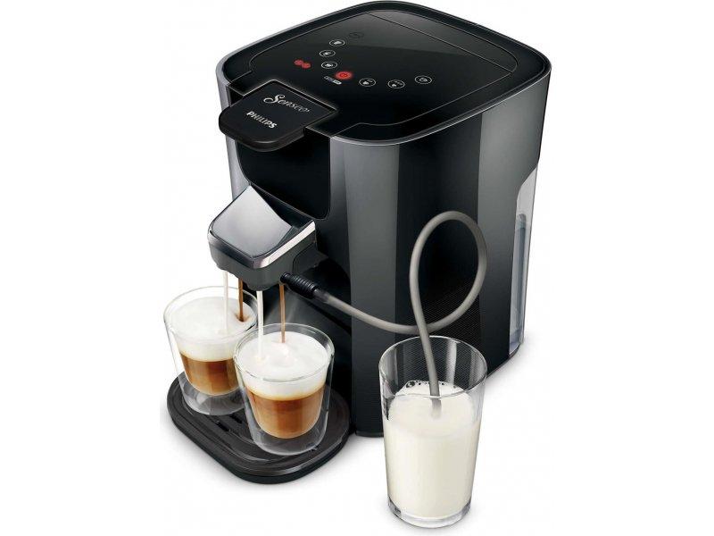 Senseo Coffee Maker Flashing Red Light : Philips HD7855/50 Senseo Latte Duo black / gray - OX.ee