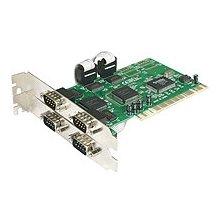 StarTech.com PCI4S550N, PCI, CE, FCC, RoSH...