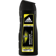 Adidas Extra Pure, Shampoo 400ml, Shampoo...