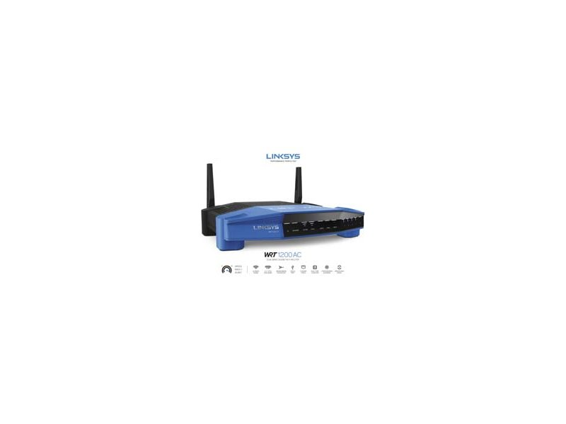 LINKSYS Dual-Band Wireless Wifi Router