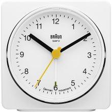 BRAUN BNC 011 Alarm Clock valge