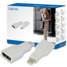 LogiLink Mini DisplayPort / DisplayPort...