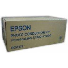 Tooner Epson Trummel + waste toner container...
