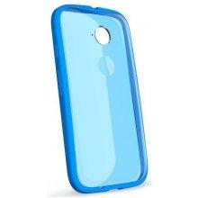 Motorola Grip Shell Moto E (2. Gen) blue