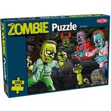 TACTIC Zombi Puzzle 100 el
