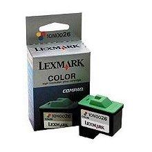 Тонер Lexmark Patrone Nr.26 color 10N0026E