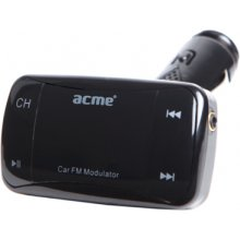 Acme F100-01 Car FM Transmitter USB...