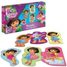 Alexander Puzzle dla maluszków - Dora...