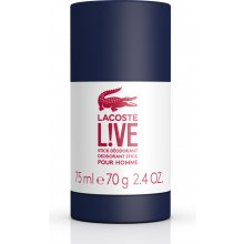 Lacoste Live Deostick 75ml - deodorant...