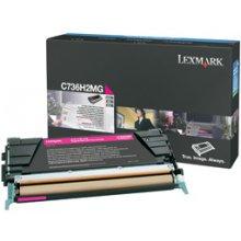 Тонер Lexmark C736H2MG, Laser, C736, X736...
