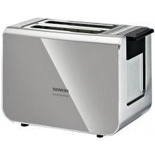SIEMENS TT86105 Toaster edelstahl/hall