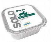 Solo Cervo 100% - 100g | консервы из оленины...