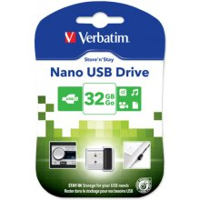 Флешка Verbatim USB-Stick 32GB 2.0 Nano...