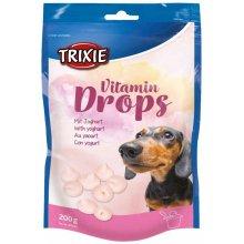 Trixie Vitamiinidropsid jogurtiga 200g
