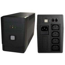 UPS MUSTEK PowerAgent 850 850VA, 480W/ Line...