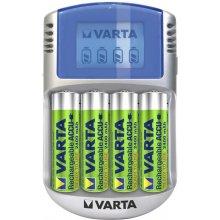 VARTA Ladegerät LCD akulaadija inkl. 4x AA...