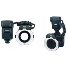 Sigma Macro Flash EM-140 DG NA-iTTL, камера...
