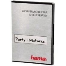 Hama Speicherkarten-Box чёрный