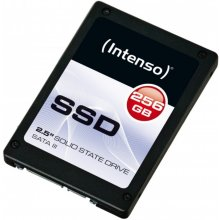 Жёсткий диск INTENSO SSD Top 256GB SATA3...