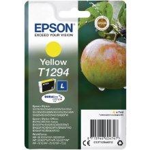 Epson ink cartridge yellow DURABrite T 129 T...