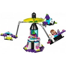 LEGO Friends Space carousel in the park