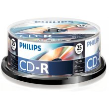 Диски Philips CD-R - 700MB / 80min...