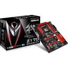 Emaplaat ASRock Z170 Gaming K4 ATX