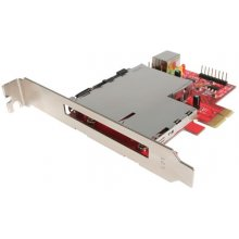 StarTech.com Dual Profile PCI Express to...