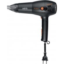 AEG HT 5650 Hair Dryer, Black AEG