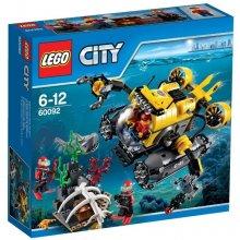 LEGO City Łodź głębinowa