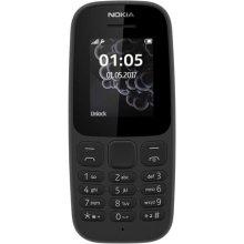Мобильный телефон NOKIA 105 (2017) Black...